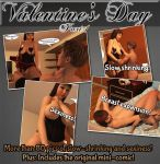 Valentines Day Part 1 - Now Available! by RedFireD0g