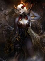I'm the queen by thuyngan