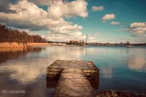 Spring day in Stockholm by olideb08