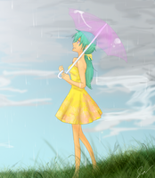 Spring Showers - RDA Entry by Tigris-Lilium