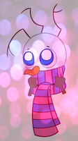 Winter Olaf by PuccaFanGirl
