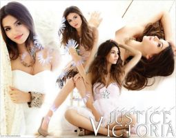 Victoria Justice by wittyencumbrance