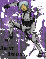 Agent Indiana by Vulbreeon