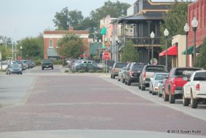 Better view of Brick Street by Rjet33
