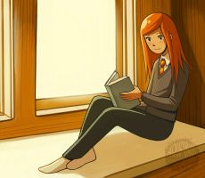 Ginny by aquanut