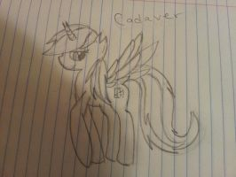 Cadaver (Gender bend) by E404Corruption