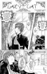:manga: lazy cat 1 by Manga-Lovers-Club