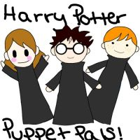 Harry Potter Puppet Pals by PEPPERsLAUGHTER