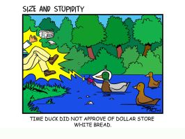 Bread by Size-And-Stupidity