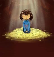 PLAY UNDERTALE! by BloodValentin