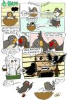 Birdy comic by Holly-Toadstool