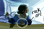 Rock On-Actor Katara by Avatar1234