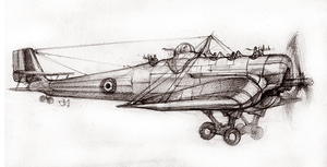 Bleriot 360 Heavy Escort by JanBoruta