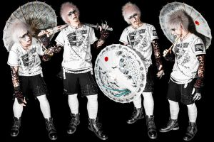 Visual Kei Contrast by Tomas Mascinskas by TMProjection