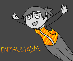 enthusiasm by static-mcawesome
