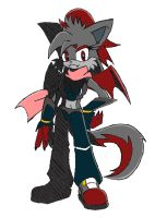 Sonic Riders: Miss Balthamos by LeatherRuffian