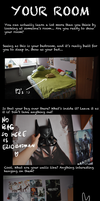 Room Meme c: by vickiehime