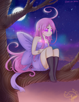 Transcendent Dreamer by Ambunny