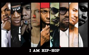 I AM HIP-HOP by nfroustis