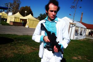 LFD2 Nick cosplay 07 by Martin-Redfield