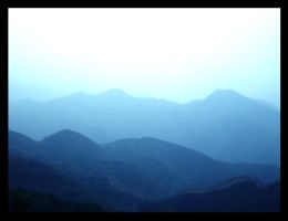 Great Wall of China by ShanghaiBoo