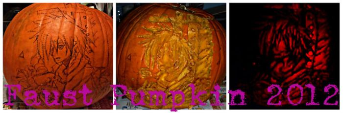 Faust Pumpkin by yinyangbabe256