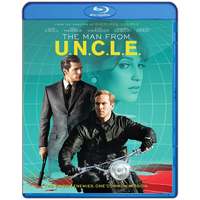 The Man From U.N.C.L.E by prestigee