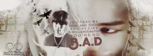 [ 14072015 ]Dongwoo(Infinite)_ BAD_Facebook cover by mhSasa