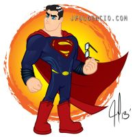 Man of Steel by JFulgencio