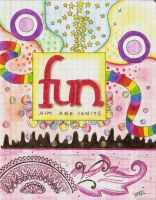 fun. COLOURS by WowLauris