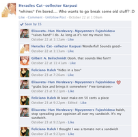 Hetalia Facebook: Hungary's Sandwich by gilxoz-epicness