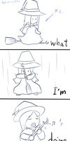 Something about in my OC [M.L.] by AquanaKnight