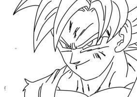 DBUC Goku SSJ by darkhawk5