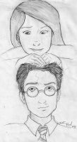 Harry and Ginny by talita-rj