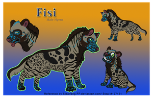 Fisi Reference Commission. by Stealfang-FP