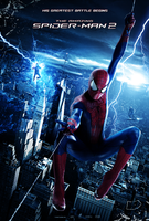 The Amazing Spider-Man 2 Poster by AncoraDesign