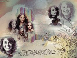 natalie portman by demolitionn