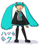 Miku Hatsune by vegetafan157
