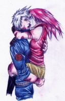 forever in your arms by GaGat