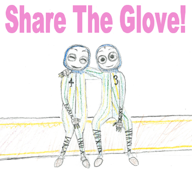 9: Share The Glove by Schnikeys