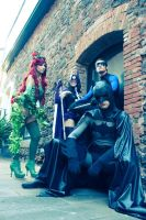 Batman Crew by MaDeath90