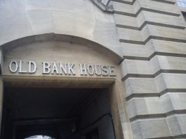 The Old Bank House by PsychicHexo