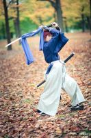 Kenshin - 3 by alucardleashed