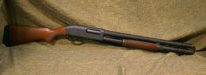 Remington 870 by Matsucorp