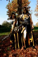 Autumn in Kryta - Guild Wars 2 by SbarbyCosplay