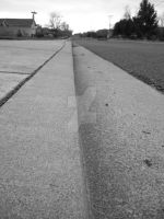 More walking in the gutter. by StarAdaptus