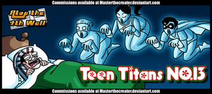 AT4W: Teen Titans no.13 by MTC-Studios