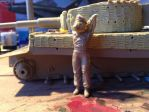 Draknol in 1/35 Scale: WIP by Get2daChoppa