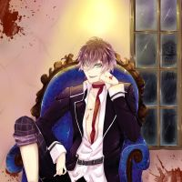 Ayato 2 BY OUIZA - otome game art style by Diamond-Drops