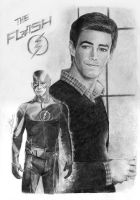 The Flash by ProstoLe